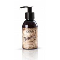 Beardburys Outliner Emulsion - Przezroczysty balsam do golenia