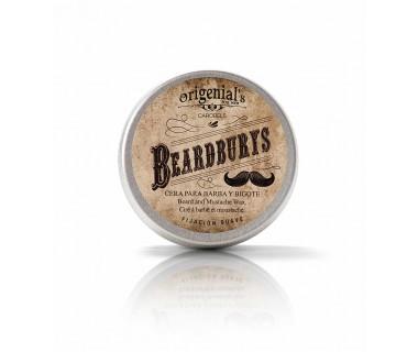 Beardburys Wax for Beard and Mustache - Wosk utrwalający do wąsów i brody