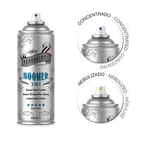 Beardburys Boomer 2&1 Hair Spray - Bardzo mocny lakier do włosów z dwoma końcówkami