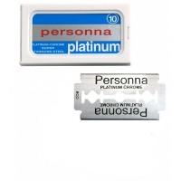 Żyletki Personna Platinum 10 szt
