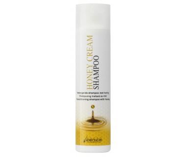 Honey Cream Shampoo. Miodowy Szampon Odżywczy
