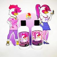 El Penacho - Glitter Shampoo - Brokatowy Szampon Dla Dziewczynek