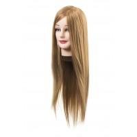 Główka Treningowa Fryzjerska Włos Term Blond 60cm