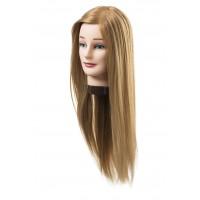 Główka Fryzjerska Treningowa Włos Term Blond 55cm