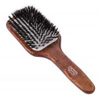 Drewniana Szczotka Z Naturalnym Włosiem Eurostil